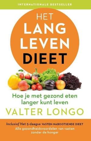 Lang leven dieet Valter Longo