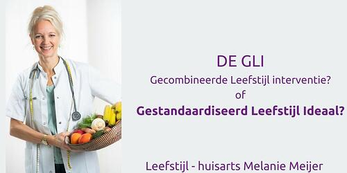 Melanie Meijer GLI Gestandaardiseerd Leefstijl Ideaal